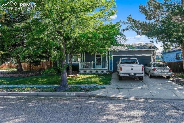 7606 Montarbor Drive, Colorado Springs, CO 80918 - #: 9151676