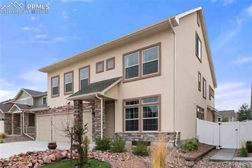 Photo of 9245 Castle Oaks Drive, Fountain, CO 80817 (MLS # 5740677)