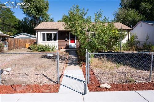 Photo of 3107 Jon Street, Colorado Springs, CO 80907 (MLS # 8588677)