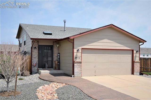 4910 Witches Hollow Lane, Colorado Springs, CO 80911 - #: 6623677