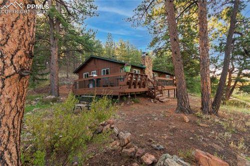 Tiny photo for 15154 Pine Lake Drive, Woodland Park, CO 80863 (MLS # 2853678)