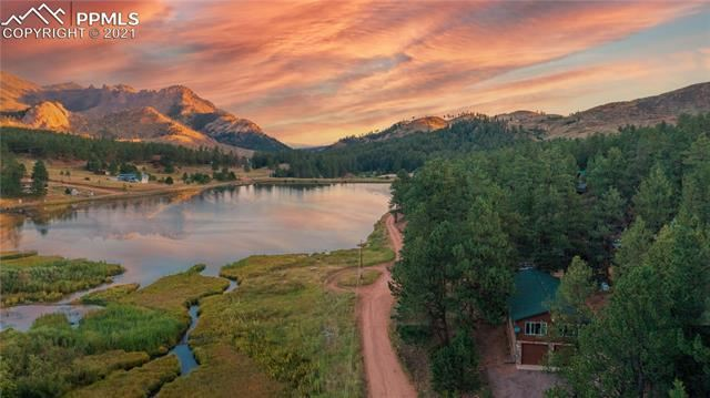 Photo for 15154 Pine Lake Drive, Woodland Park, CO 80863 (MLS # 2853678)