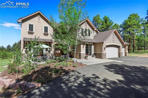 Photo of 16182 Timber Meadow Drive, Colorado Springs, CO 80908 (MLS # 1445679)