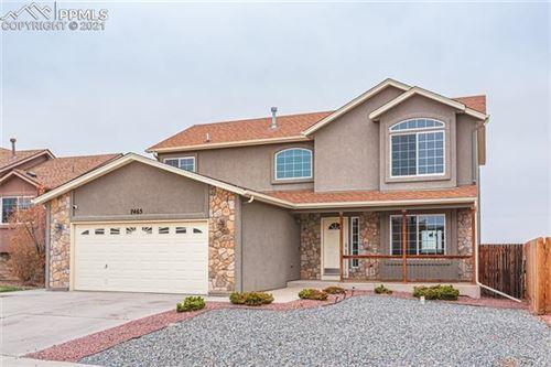 Photo of 7465 W Sun Prairie Drive, Colorado Springs, CO 80925 (MLS # 8211679)