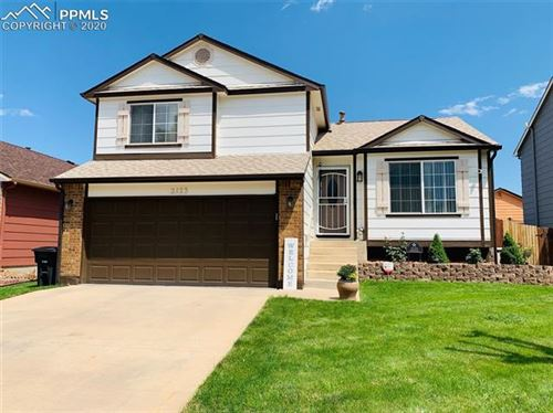 Photo of 2123 Woodsong Way, Fountain, CO 80817 (MLS # 1963680)