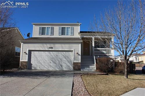 Photo of 7286 Bentwater Drive, Fountain, CO 80817 (MLS # 6725680)