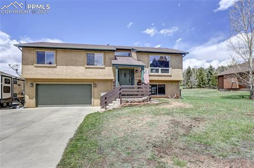 Photo of 1960 Valley View Drive, Woodland Park, CO 80863 (MLS # 3403681)