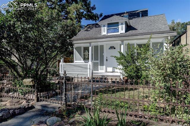 1316 Glen Avenue, Colorado Springs, CO 80905 - #: 8738681