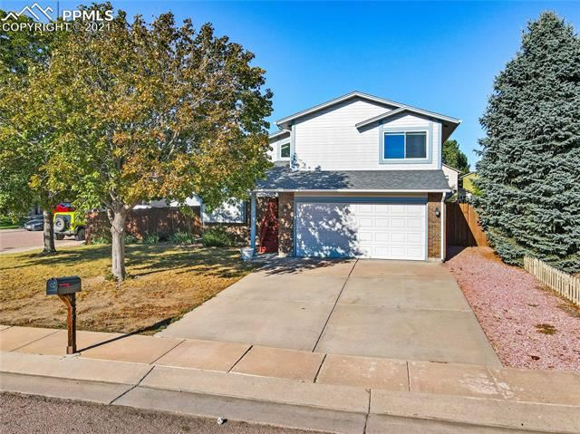 880 Crandall Drive, Colorado Springs, CO 80911 - #: 6928683