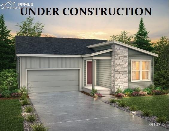 12749 Granite Ridge Drive, Peyton, CO 80831 - #: 3317687