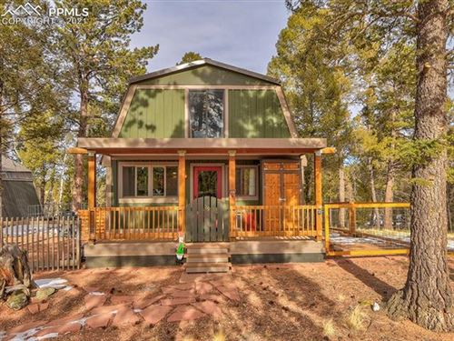 Photo of 119 Banner Trail, Florissant, CO 80816 (MLS # 3064690)
