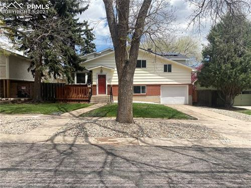 Photo of 3319 W Fontanero Street, Colorado Springs, CO 80904 (MLS # 3029691)