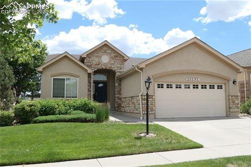 Photo of 10191 Clovercrest Drive, Colorado Springs, CO 80920 (MLS # 7612692)