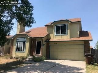Photo of 4516 Bramble Lane, Colorado Springs, CO 80925 (MLS # 7835692)