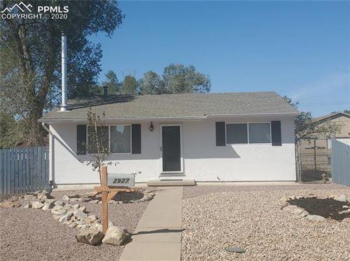 Photo of 2927 Cheyenne Avenue, Pueblo, CO 81008 (MLS # 6866693)
