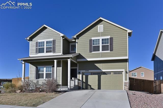 Photo for 6206 Finglas Drive, Colorado Springs, CO 80923 (MLS # 5380693)