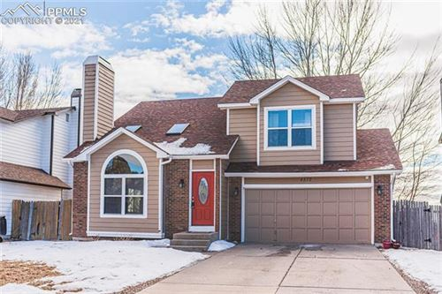 Photo of 4572 Bramble Lane, Colorado Springs, CO 80925 (MLS # 8922695)