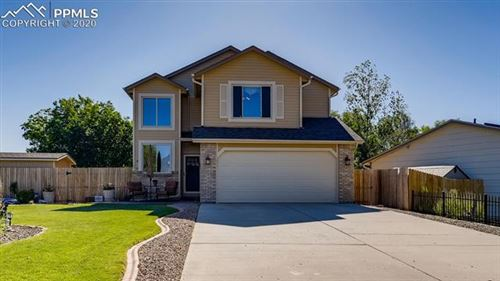 Photo of 825 Lindstrom Drive, Colorado Springs, CO 80911 (MLS # 2872699)