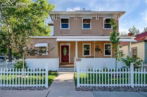 Photo of 502 E Boulder Street, Colorado Springs, CO 80903 (MLS # 9491700)