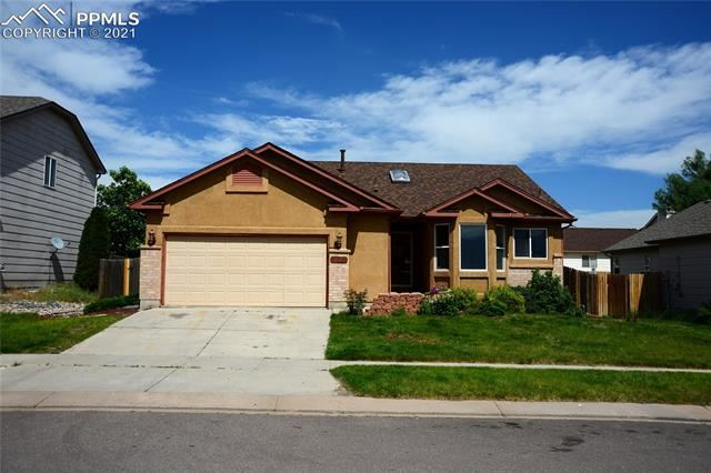3291 Spotted Tail Drive, Colorado Springs, CO 80916 - #: 3562701