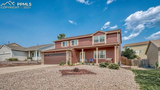 2447 Rocklin Drive, Colorado Springs, CO 80915 - #: 8849701