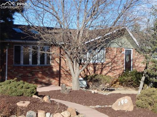 Photo of 140 Clarksley Road, Manitou Springs, CO 80829 (MLS # 3917702)