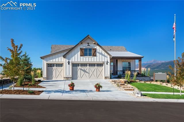 1111 Kelso Place, Colorado Springs, CO 80921 - #: 5632702