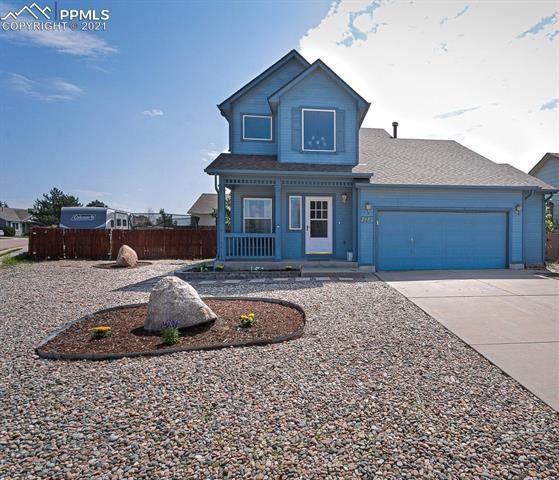 7475 Allens Park Drive, Colorado Springs, CO 80922 - #: 2637704