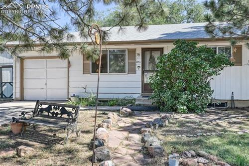 Photo of 2011 Olympic Drive, Colorado Springs, CO 80910 (MLS # 1707706)