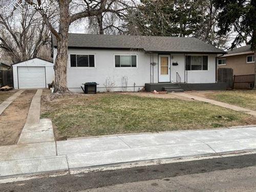 Photo of 3305 Jon Street, Colorado Springs, CO 80907 (MLS # 6534706)