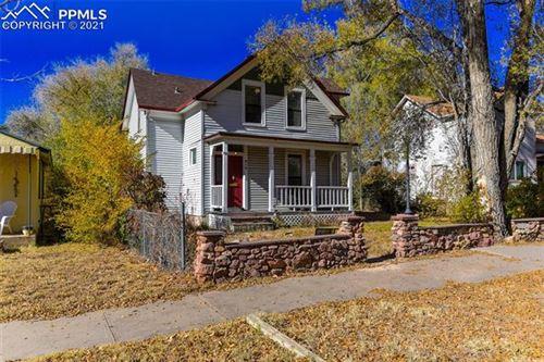 Photo of 818 N Royer Street, Colorado Springs, CO 80903 (MLS # 8678706)