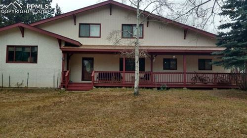 Photo of 1907 Sunshine Circle, Woodland Park, CO 80863 (MLS # 3377709)
