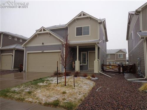 Photo of 9237 Pacific Crest Drive, Colorado Springs, CO 80927 (MLS # 4923709)