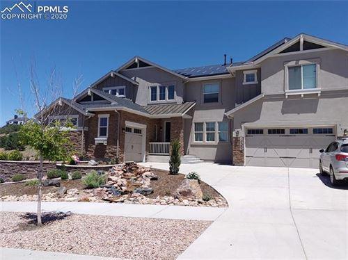 Photo of 12583 Pensador Drive, Colorado Springs, CO 80921 (MLS # 8217709)