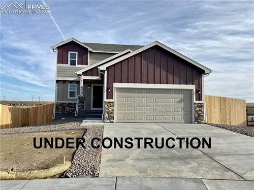 Photo of 10836 Witcher Drive, Colorado Springs, CO 80925 (MLS # 6737710)