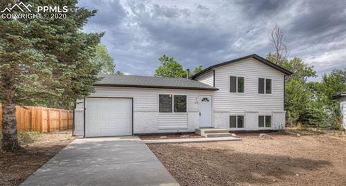 Photo of 314 Longfellow Drive, Colorado Springs, CO 80910 (MLS # 4114711)