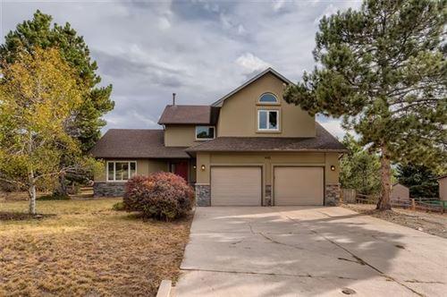 Photo of 445 Rangely Drive, Colorado Springs, CO 80921 (MLS # 4467713)
