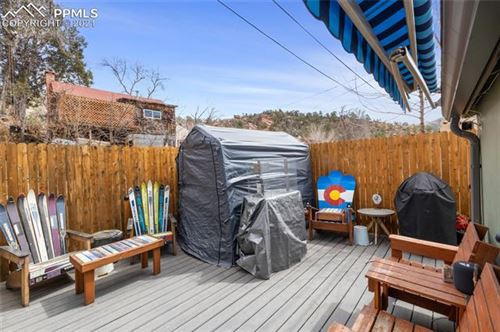 Tiny photo for 8 Narrows Road, Manitou Springs, CO 80829 (MLS # 8721713)