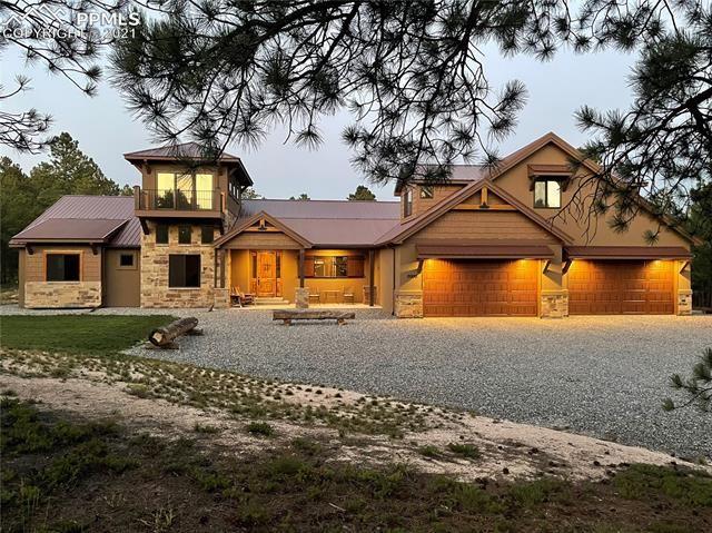 15995 Park Avenue, Colorado Springs, CO 80921 - #: 6382713