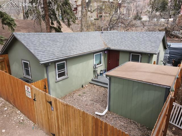 Photo for 8 Narrows Road, Manitou Springs, CO 80829 (MLS # 8721713)