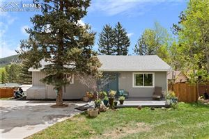 Photo of 50 Holiday Drive, Woodland Park, CO 80863 (MLS # 2983715)