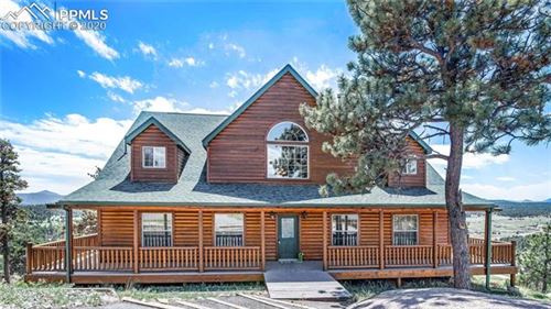 Photo of 261 Utah Way, Florissant, CO 80816 (MLS # 7882718)