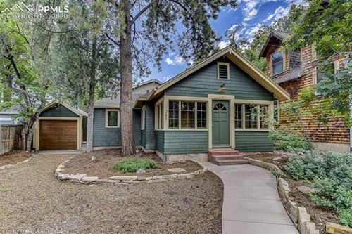 Photo of 818 E Dale Street, Colorado Springs, CO 80903 (MLS # 1181719)