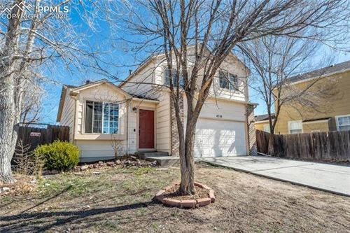 Photo of 4530 Jet Wing Circle, Colorado Springs, CO 80916 (MLS # 1879719)