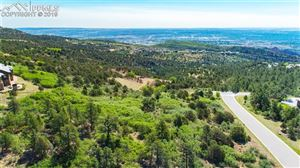 Photo of 3625 Outback Vista Point, Manitou Springs, CO 80904 (MLS # 7134719)