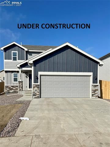 Photo of 10752 Witcher Drive, Colorado Springs, CO 80925 (MLS # 7156720)
