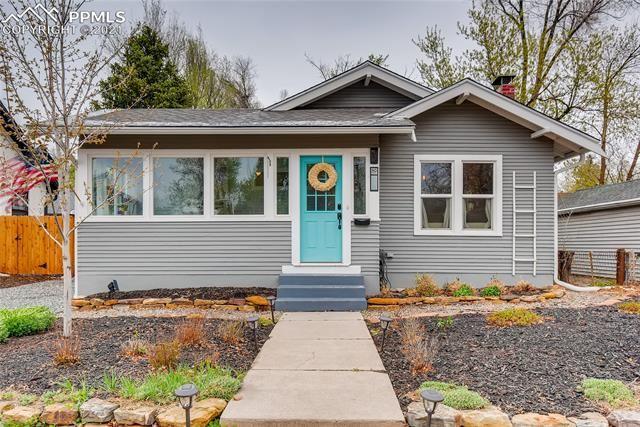 818 E Columbia Street, Colorado Springs, CO 80907 - #: 8222720