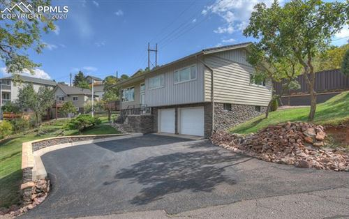 Photo of 233 Elk Path, Manitou Springs, CO 80829 (MLS # 3342722)