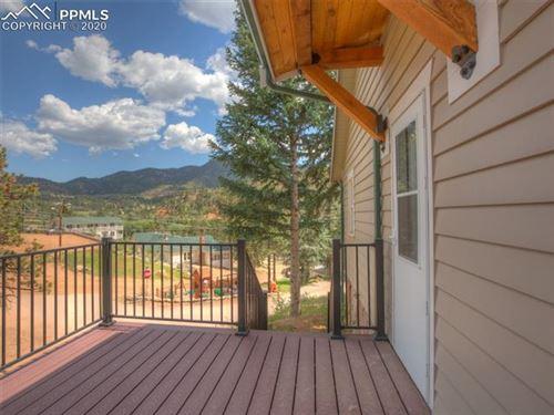 Tiny photo for 6890 Howard Street, Green Mountain Falls, CO 80819 (MLS # 3872722)