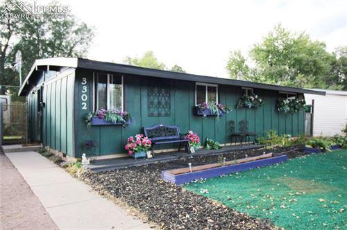 Photo of 3302 N Arcadia Street, Colorado Springs, CO 80907 (MLS # 2133723)